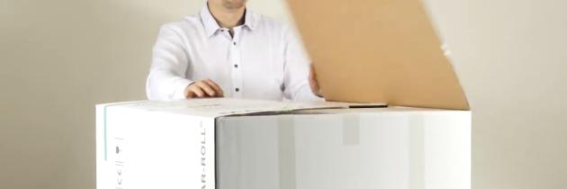 Montaż opryskiwacza taczkowego MANKAR TWO / ONE